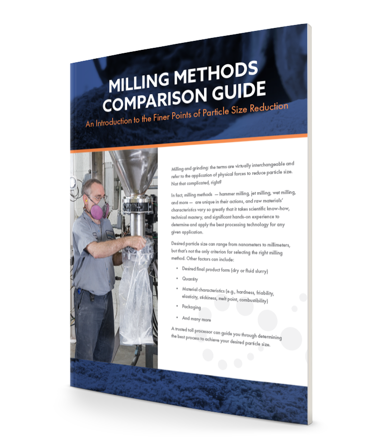 Milling Methods Cover