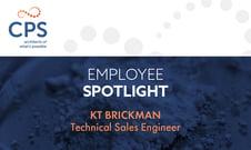 CPS Employee Spotlight: KT Brickman