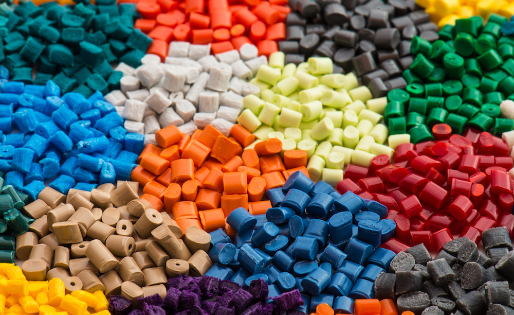 Toll Processing of Polymers
