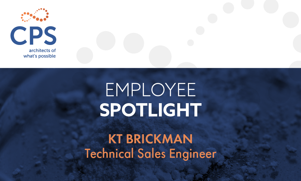 CPS Employee Spotlight: KT Brickman