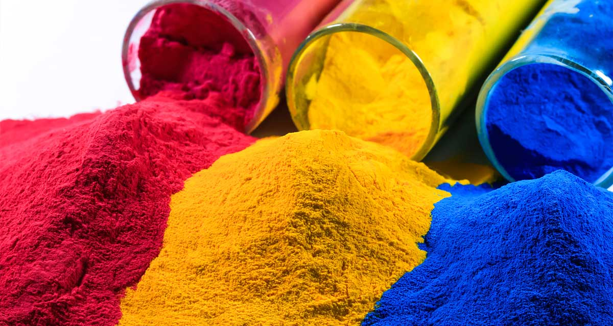 red_yellow_and_blue_powder